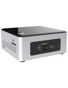Intel NUC BOXNUC5CPYH datorhölje & moderkort UCFF Svart, Silver BGA 1170 N3060 1.6 GHz Intel BOXNUC5CPYH - 1