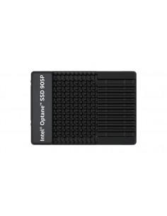 Intel Optane SSDPE21D015TAX1 internal solid state drive U.2 1500 GB PCI Express 3.0 3D XPoint NVMe Intel SSDPE21D015TAX1 - 1