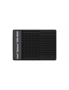 Intel Optane SSDPE21D960GAM3 SSD-hårddisk U.2 960 GB PCI Express 3.0 3D XPoint NVMe Intel SSDPE21D960GAM3 - 1