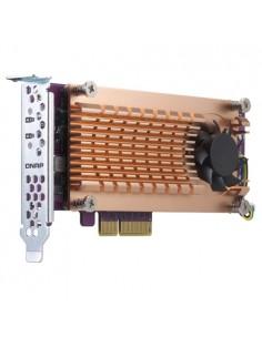 QNAP QM2 nätverkskort/adapters Intern M.2 Qnap QM2-2P-384 - 1