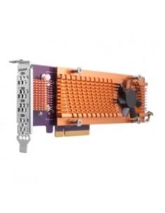QNAP QM2 liitäntäkortti/-sovitin Sisäinen M.2 Qnap QM2-4S-240 - 1