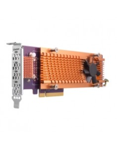 QNAP QM2 nätverkskort/adapters Intern M.2 Qnap QM2-4S-240 - 1