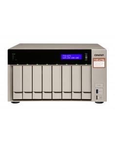 QNAP TVS-873E RX-421BD Ethernet LAN Tower Harmaa NAS Qnap TVS-873E-4G - 1