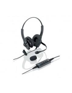 Fujitsu UC&C USB Value Headset Head-band Black Fujitsu Technology Solutions S26391-F7139-L20 - 1