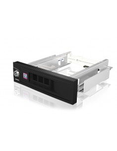 ICY BOX IB-168SK-B Svart Raidsonic Technology Gmbh IB-168SK-B - 1
