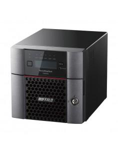 Buffalo TeraStation 6200DN NAS Desktop Ethernet LAN Black C3338 Buffalo TS6200DN0802-EU - 1