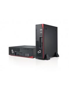 Fujitsu ESPRIMO D538 i5-9400 SFF 9. sukupolven Intel® Core™ i5 8 GB DDR4-SDRAM 256 SSD Windows 10 Pro PC Musta Fujitsu Technolog