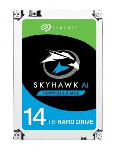 """Seagate Surveillance HDD Skyhawk AI 3.5"""" 14000 GB Serial ATA III Seagate ST14000VE0008 - 1"""