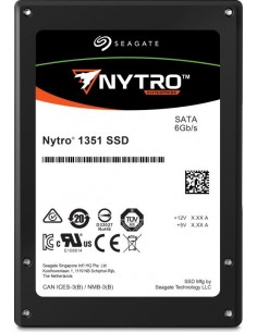 "Seagate Nytro 1351 2.5"" 960 GB Serial ATA III 3D TLC Seagate XA960LE10063 - 1"