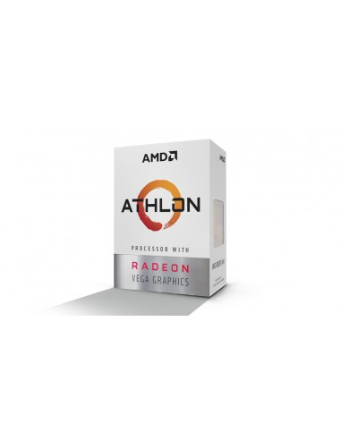AMD Athlon 200GE suoritin 3.2 GHz 4 MB L3 Laatikko Amd YD200GC6FBBOX - 1