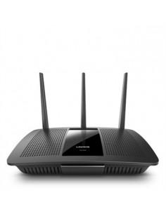 Linksys AC1900 trådlös router Gigabit Ethernet Dual-band (2,4 GHz / 5 GHz) Svart Linksys EA7500-EU - 1