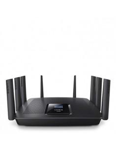 Linksys AC5400 wireless router Gigabit Ethernet Tri-band (2.4 GHz / 5 GHz) Black Linksys EA9500-EU - 1