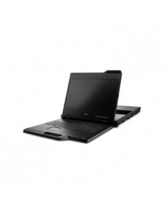 "Belkin F1DC101VEA rack console 47 cm (18.5"") 1366 x 768 pixels Black 1U Linksys F1DC101VEA - 1"