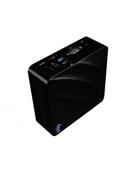 MSI Cubi N 8GL-067MYS N5000 mini PC Intel® Pentium® Silver 4 GB DDR4-SDRAM 256 SSD Windows 10 Home Musta Msi CUBI N 8GL-067MYS -