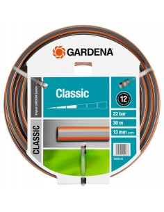 Gardena 18009-20 trädgårdsslangar 30 m PVC Grå, Orange Gardena 18009-20 - 1