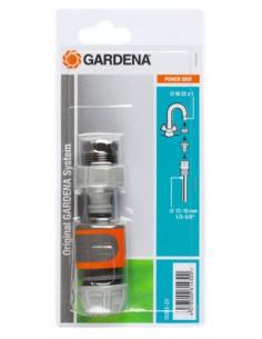 Gardena 18285-20 vattenslangstillbehör Slanganslutning Grå, Orange 1 styck Gardena 18285-20 - 1