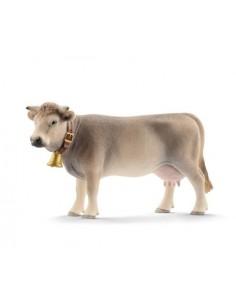 Schleich Farm Life Braunvieh cow Schleich 13874 - 1