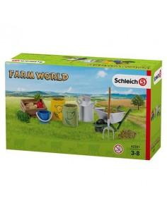 Schleich På bondgården 42301 leksakssats Schleich 42301 - 1