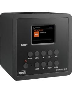 Telestar DABMAN d10 Portable Analog & digital Black Imperial 22-271-00 - 1