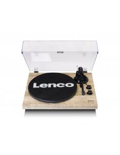 Lenco LBT-188 Hihnakäyttöinen levysoitin Beige Lenco LBT188PINE - 1