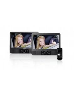 """Lenco MES-404 kannettava DVD-/Blu-ray-soitin Seinään asennettava 22.9 cm (9"""") 480 x 234 pikseliä Musta Lenco MES404 - 1"""
