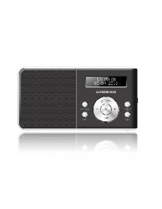 Grundig Music 5000 DAB+ Personal Digital Black Grundig GDB1010 - 1