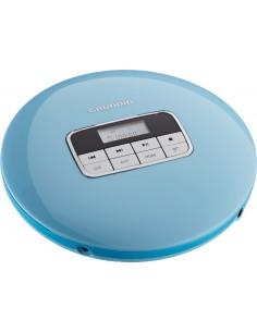 Grundig GCDP 8000 Kannettava CD-soitin Sininen Grundig GDR1401 - 1