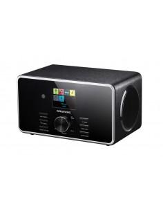 Grundig DTR 5000 2.0 BT DAB+ Personal Digital Svart Grundig GIR1050 - 1