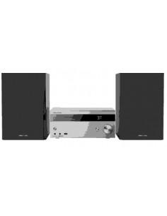 Grundig CMS 4000 BT DAB+ Home audio micro system 100 W Black, Silver Grundig GLR7641 - 1