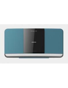 Grundig WMS 3000 BT DAB Home audio micro system 20 W Blue Grundig GMH1020 - 1