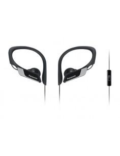 Panasonic RP-HS35ME Headset Öronkrok 3.5 mm kontakt Svart Panasonic RP-HS35ME-K - 1