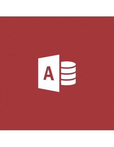 Microsoft Access Microsoft 077-05692 - 1