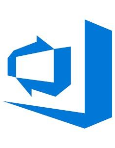 Microsoft Azure DevOps Server 1 lisenssi(t) Lisenssi Microsoft 126-01020 - 1