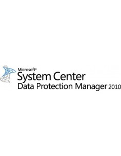 Microsoft System Center Data Protection Manager 2010 Server ML Enterprise, SA, OLV F, 1 Yr Microsoft CGA-00748 - 1