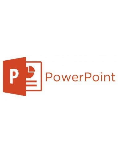 Microsoft PowerPoint for Mac Microsoft D47-00536 - 1