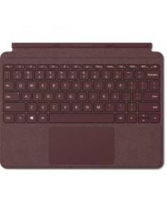 Microsoft Surface Go Signature Type Cover mobiililaitteiden näppäimistö QWERTY Kansainvälinen (US) Burgundi Microsoft KCT-00047