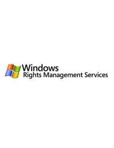 Microsoft Windows Rights MGMT Services CAL 1 lisenssi(t) Englanti Microsoft T98-00579 - 1