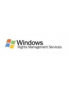 Microsoft Windows Rights Management Services Microsoft T99-00538 - 1