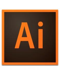 Adobe Illustrator CC 1 lisenssi(t) Monikielinen Adobe 65231212BB04A12 - 1