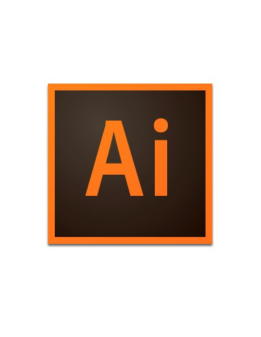 Adobe Illustrator CC 1 lisenssi(t) Englanti Adobe 65271234BC01A12 - 1