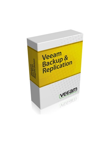Veeam Backup & Replication Veeam V-VBRPLS-VS-P0000-U4 - 1