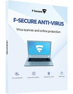 F-SECURE Anti-Virus f/ Windows Servers Uusiminen Englanti F-secure FCSWSR3EVXCIN - 1