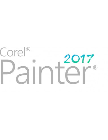Corel Painter 2017 License (51-250) Saksa, Englanti, Ranska Corel LCPTR2017MLPCM3 - 1