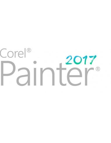 Corel Painter 2017 Upgrade License (51-250) Saksa, Englanti, Ranska Corel LCPTR2017MUGPCM3 - 1
