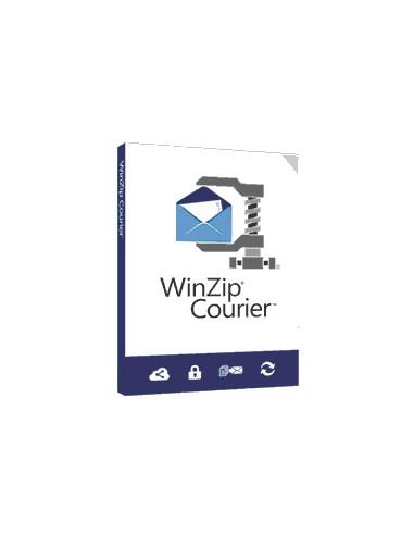 Corel WinZip Courier 9 100-199 lisenssi(t) Lisenssi Monikielinen Corel LCWZCO9MLE - 1