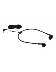 Olympus E-62 Kuulokkeet In-ear 3.5 mm liitin Musta Olympus N2276526 - 1