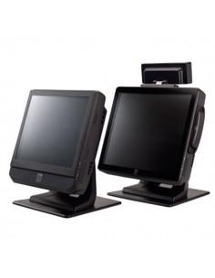 "Elo Touch Solution 15B3 38.1 cm (15"") 1024 x 768 pikseliä Kosketusnäyttö 2 GB DDR2-SDRAM 160 HDD Harmaa Elo Ts Pe E193599 - 1"