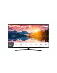"""LG 65UT661H skyltställ Platt skärm för digital skyltning 165.1 cm (65"""") LED 4K Ultra HD Svart Web OS Lg 65UT661H0ZB - 1"""