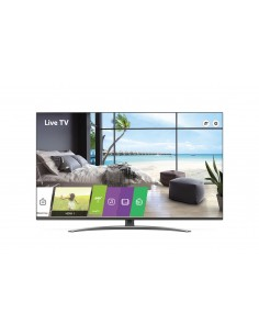 "LG UT761H 165.1 cm (65"") 4K Ultra HD Smart TV Wi-Fi Black Lg 65UT761H0ZB - 1"