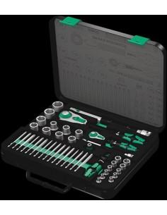 Wera 8100 SA/SC 2 Zyklop Set Hylsyruuvimeisseli Wera 05160785001 - 1